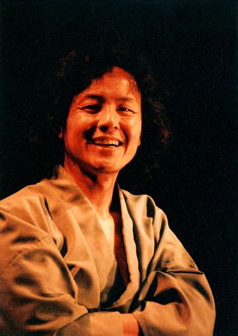 ひとり芝居『斬念 -人斬り以蔵の凄瞬-』2009年5月